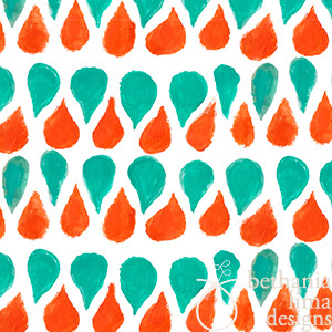 miranda waving dots